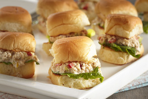 Mini Crab Sandwich Recipe