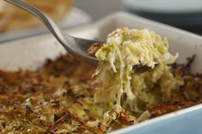 Easy Brussels Sprouts Casserole