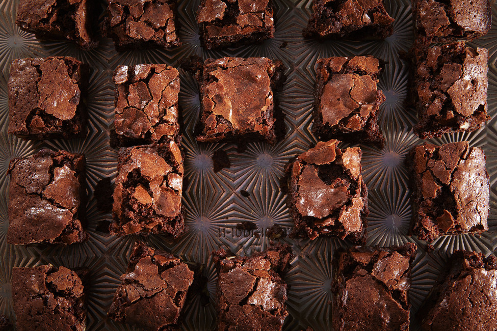 Cocoa Chewy Brownie Recipe