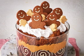 Gingerbread Trifle