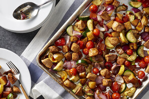 Chicken and Vegetable Sheet Pan Dinner