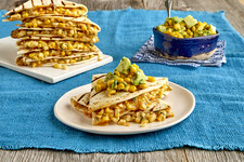 Mexican Street Corn Quesadillas