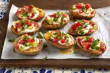 Nacho Potato Skins
