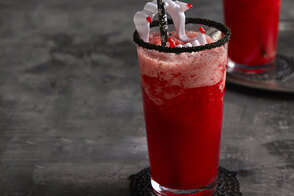 Vampire Punch Slushies