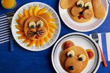 Animal Pancakes