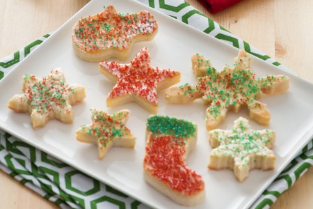 Christmas Cookie Party Menu