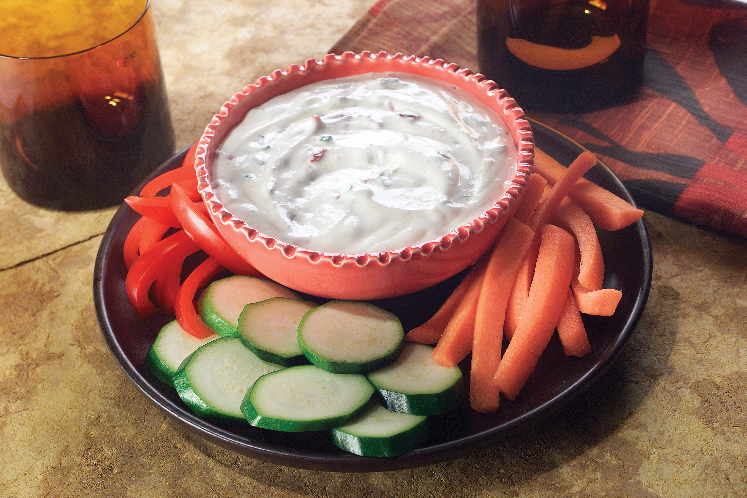 Bacon-Ranch Dip