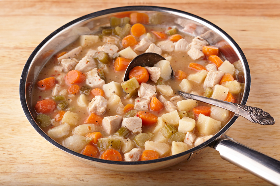 7827b4566 Turkey Skillet Stew - My Food and Family