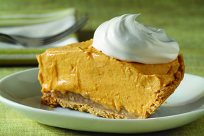 Pumpkin Praline Pie