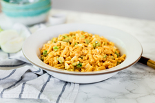 Carolina Macaroni Salad with Egg