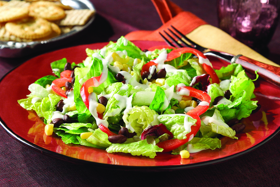 Southwestern Vegetable Salad My Food And Family