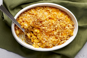Baked Mac n Cheese Recipe