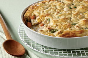 Savory Chicken Pie Recipe