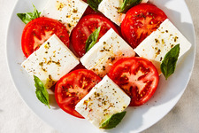 Greek Caprese Salad
