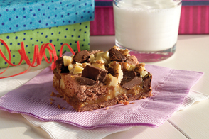 Favorite Chocolate-Caramel-Nut Bars
