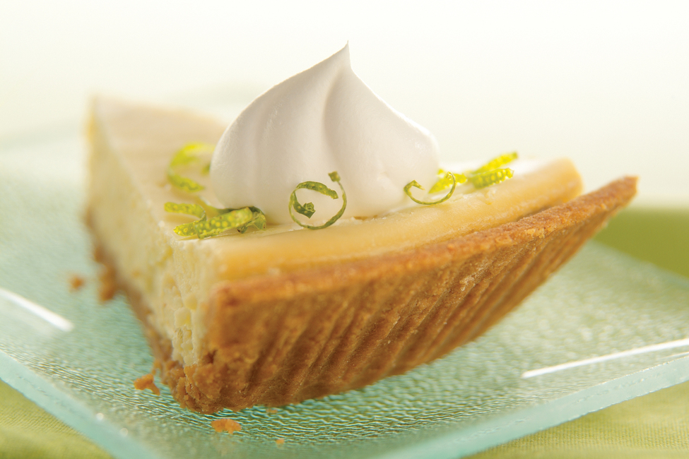 PHILADELPHIA 3-STEP Key Lime Cheesecake