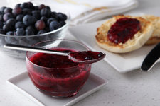 30 Minutes to Homemade SURE.JELL Blueberry Freezer Jam
