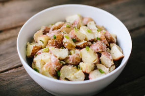 Zesty Potato Salad