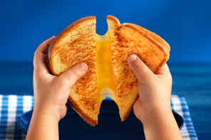 America's Favorite Grilled Cheese Sandwich Recipe