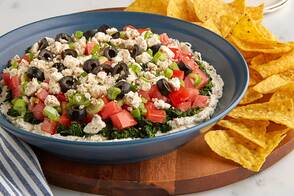 Mediterranean Six Layer Dip