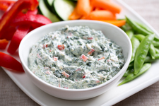 PHILADELPHIA Cream Cheese Spinach Dip