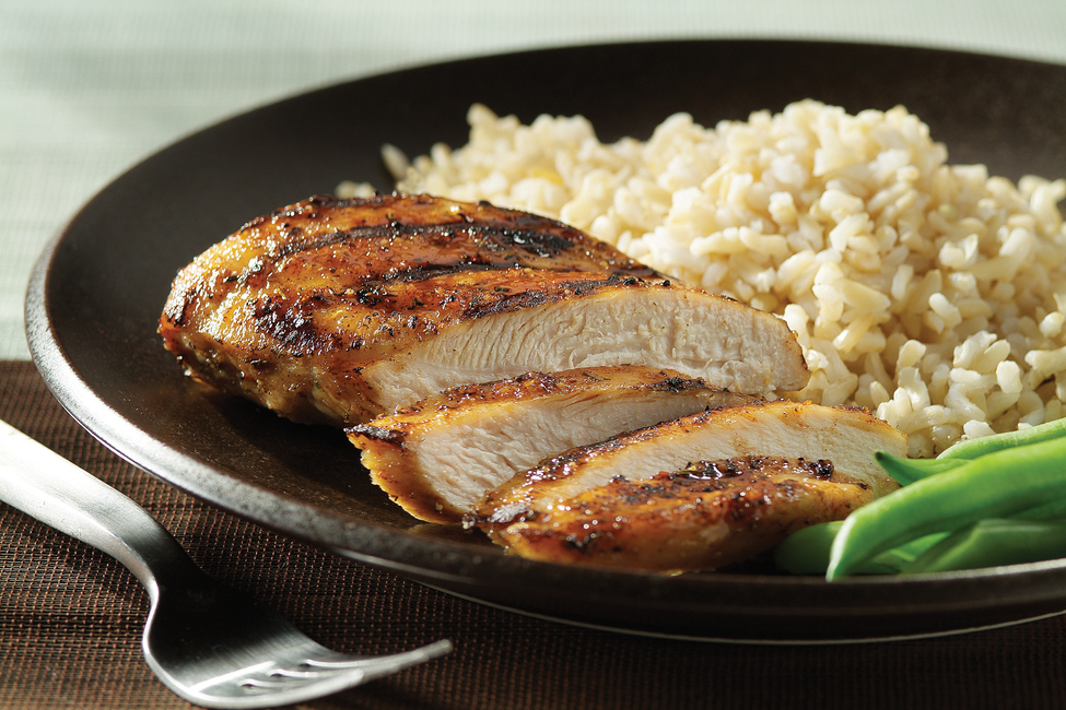 Jamaican Jerk Chicken Breasts