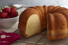 Mildred's Sour Cream Pound Cake from Scratch