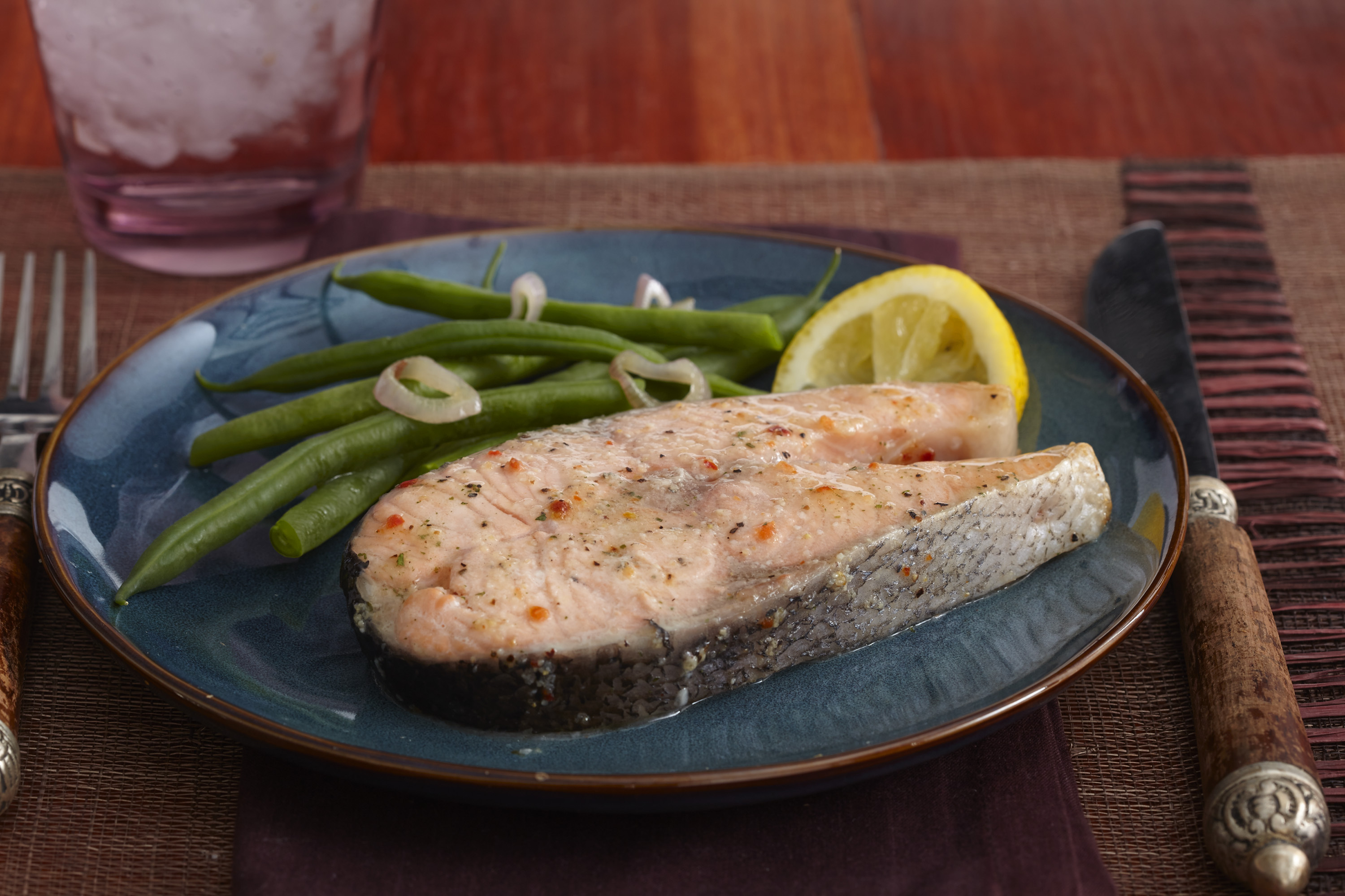 Broiled Salmon Recipe
