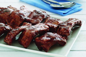 Easy BBQ Baby Back Ribs
