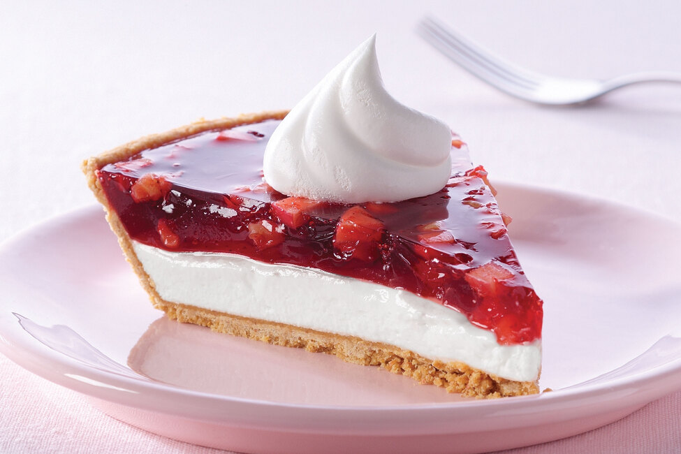 Cranberry-Cream Cheese Pie