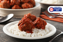 Meatballs In Spicy Tomato Sauce