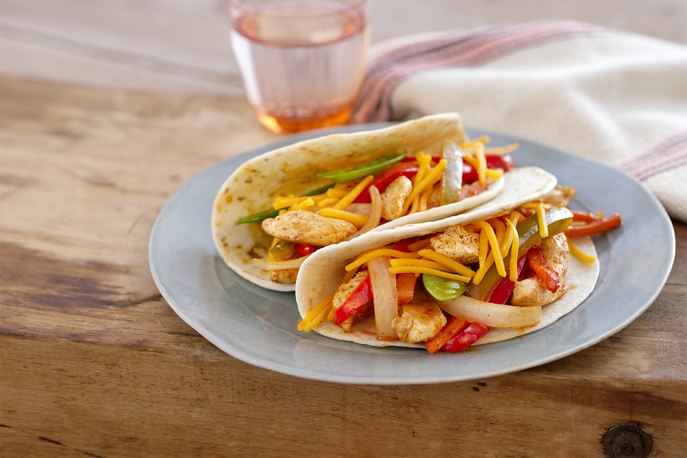 Weeknight Chicken Fajita Recipe My Food And Family