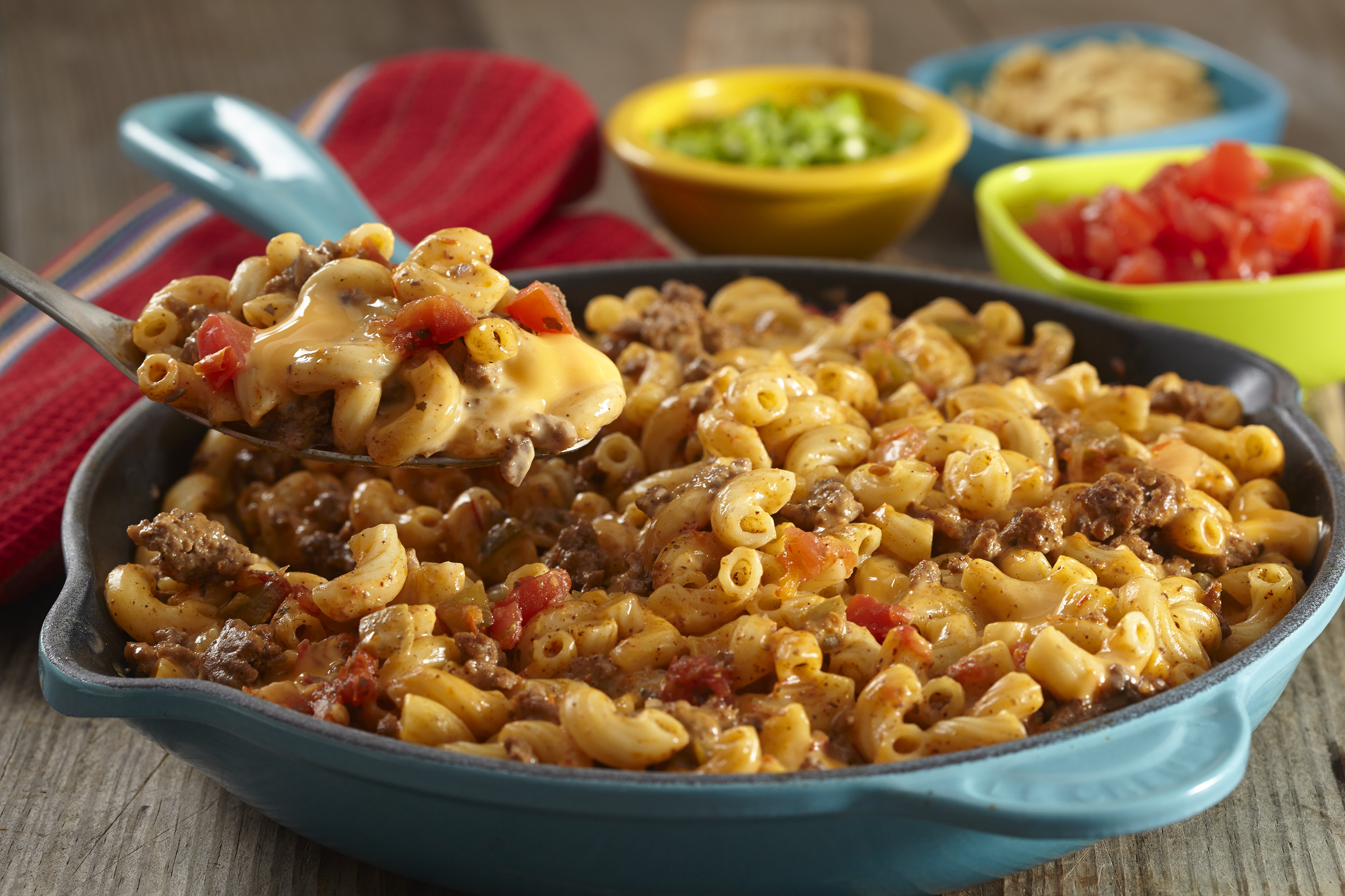 VELVEETA® Taco Mac & Cheese