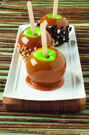 Caramel-Dipped Apples