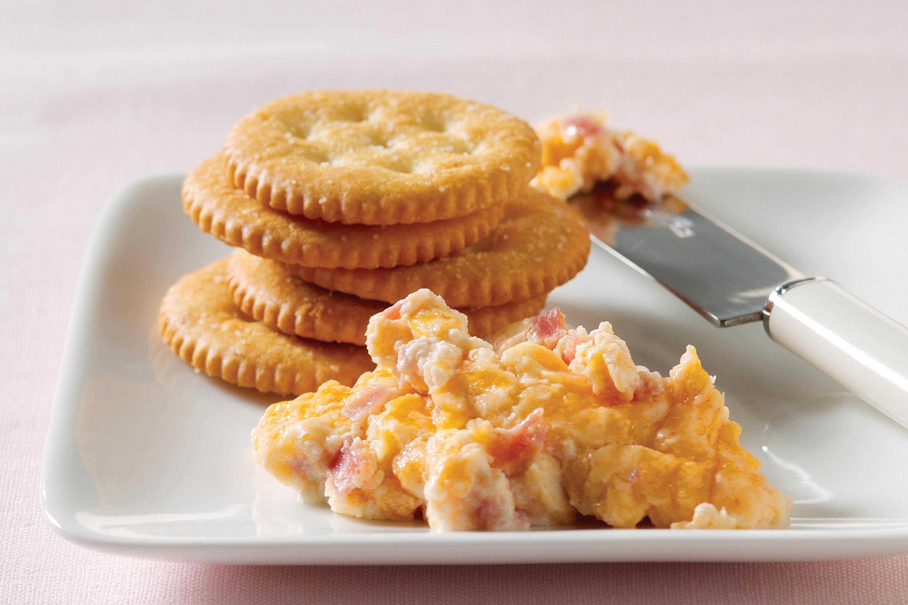 Hot Ham and Cheese Spread