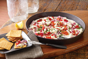 Greek Antipasto Dip