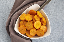 Easy Baked Sweet Potato Slices