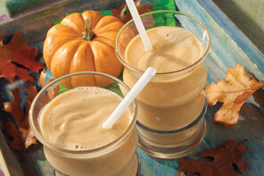 Pumpkin Pie Milk Shake