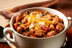 Make-Ahead Smoky Chipotle Chicken Chili