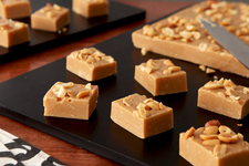 Creamy Marshmallow-Peanut Butter Fudge