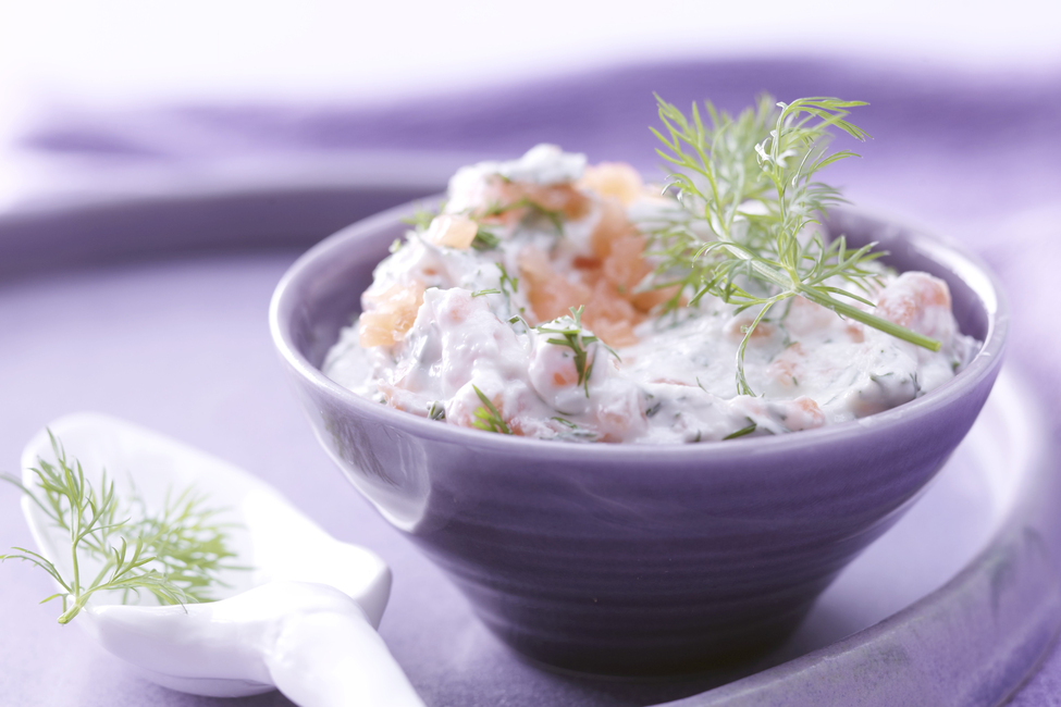 Creamy Smoked Salmon and Fennel Dip