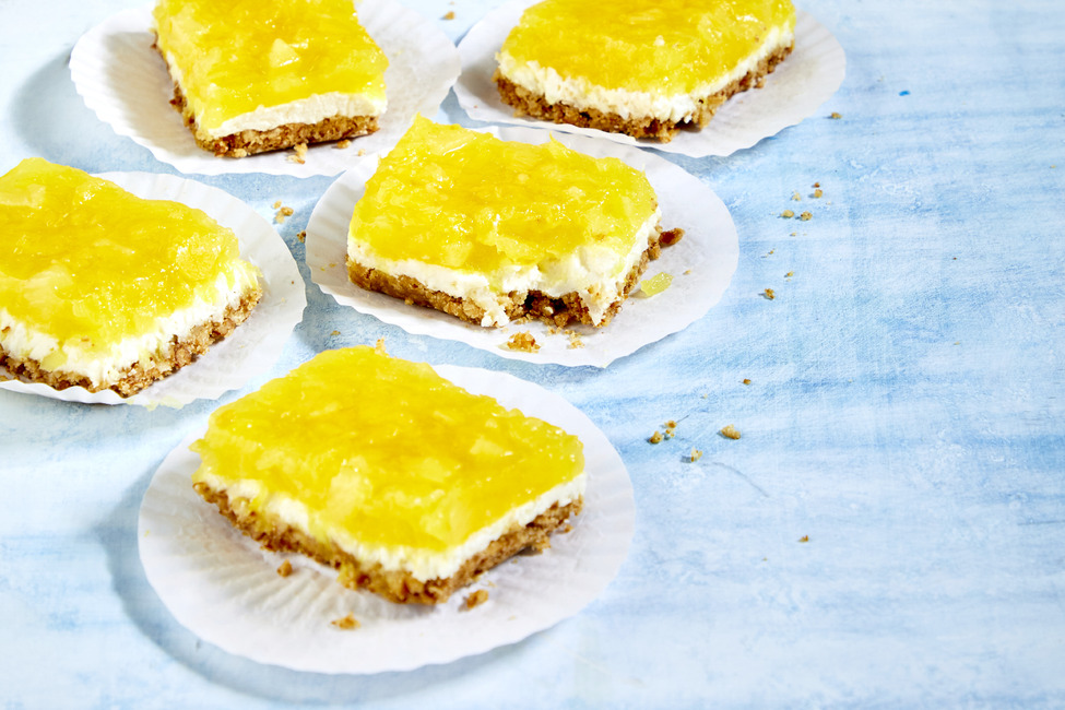 Pineapple-Pretzel Salad - My Food and Family