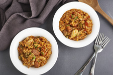 INSTANT POT® Chipotle Chicken and Rice