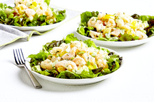 Easy Creamy Shrimp Salad