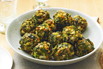 STOVE TOP Spinach Balls