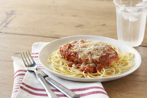 Easy Chicken Parmesan