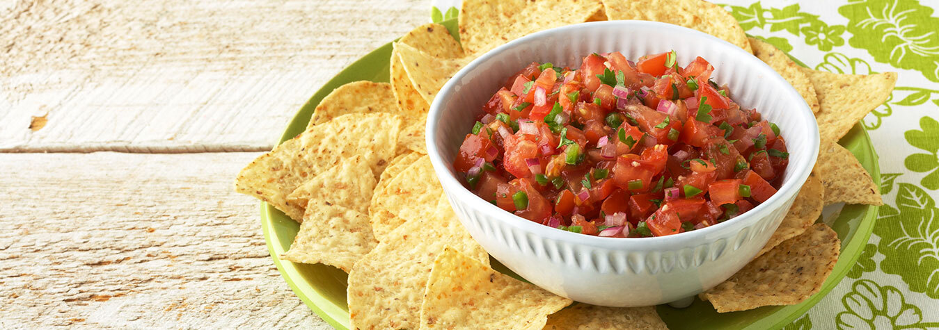 Recipe With Salsa