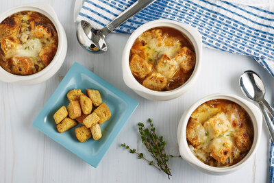 Hearty French Onion Soup Recipe