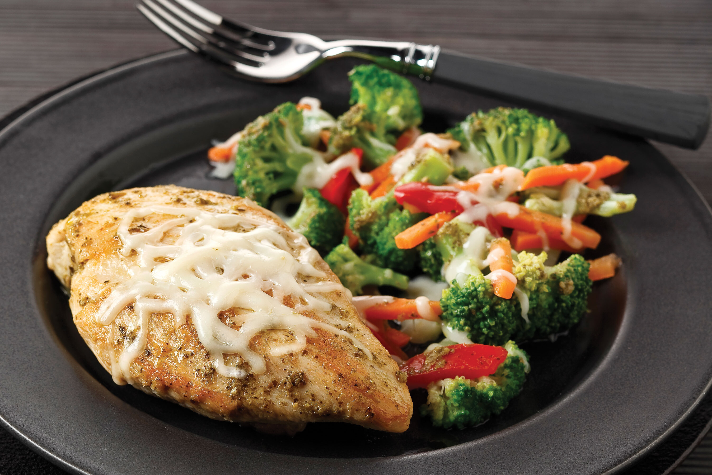 California Chicken and Vegetables