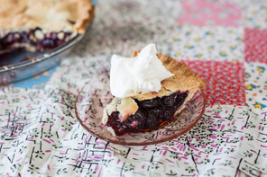 Bing Cherry Pie Recipe